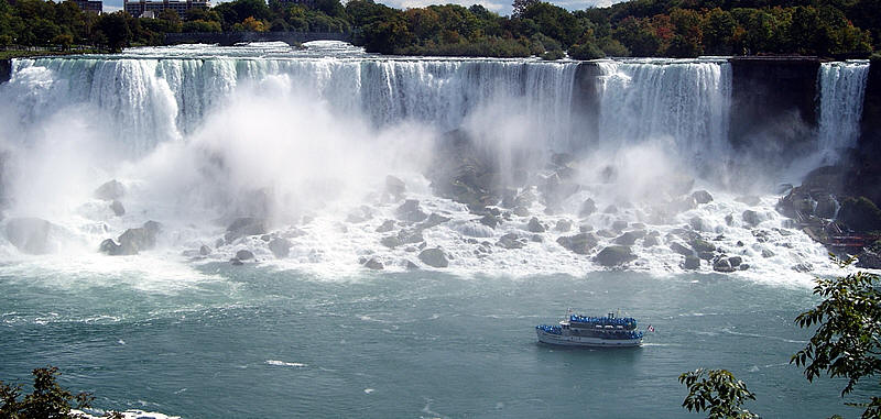 American Falls at Niagara Falls NY